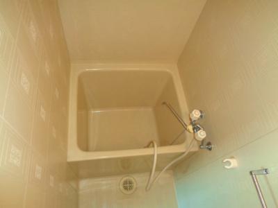 【浴室】フレール西田辺