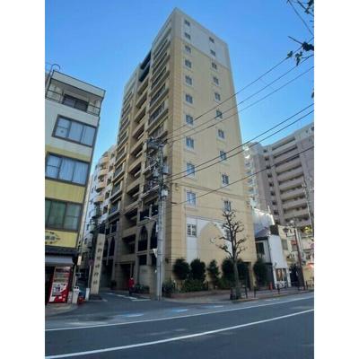 東京メトロ日比谷線「入谷」駅徒歩約3分と便利な立地。