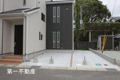 【駐車場】西脇市和田町新築