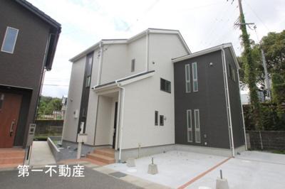 【外観】西脇市和田町新築