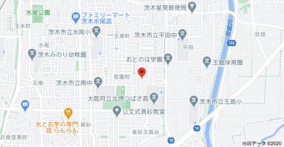 【地図】グランビスタ2