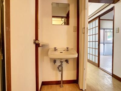 【独立洗面台】三宅ビル