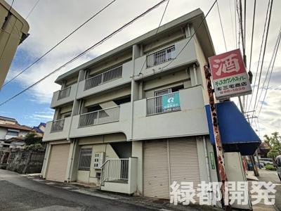 【外観】三宅ビル