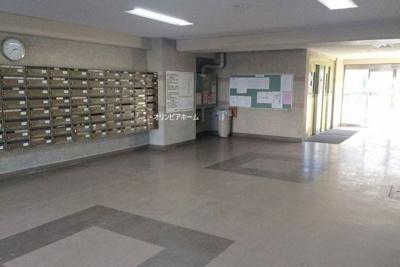 【エントランス】東陽町住宅 13階 東陽町駅6分 リ ノベーション済