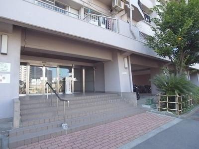 【外観】東陽町住宅 13階 東陽町駅6分 リ ノベーション済