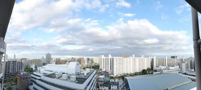 【展望】東陽町住宅 13階 東陽町駅6分 リ ノベーション済