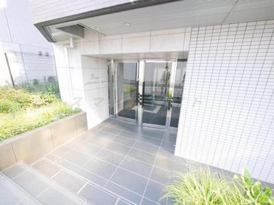 【エントランス】GENOVIA横浜関内SKYGARDEN