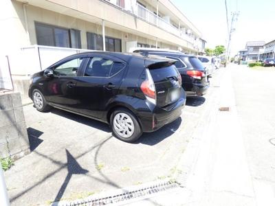 【駐車場】ファミール神田