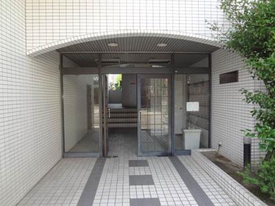 【エントランス】KBコート竹原