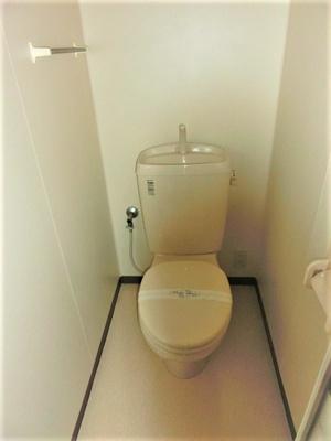 【トイレ】KBコート竹原