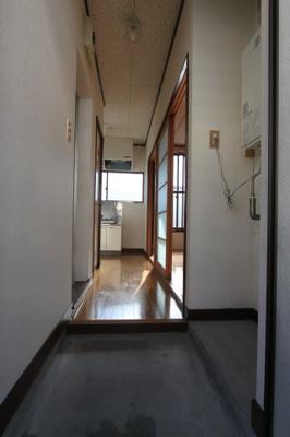 【玄関】柏木サトウコーポ