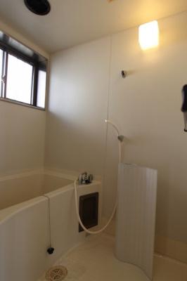 【浴室】柏木サトウコーポ