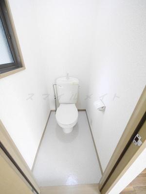 【トイレ】アオイハイツ