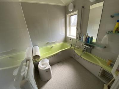 【浴室】米沢市大字川井 2階建て中古物件