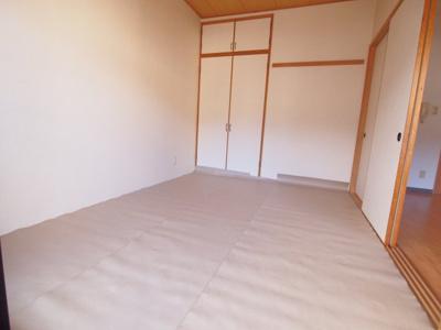 【寝室】プレジール石堂