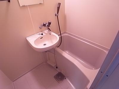 【浴室】ウエストパレスI