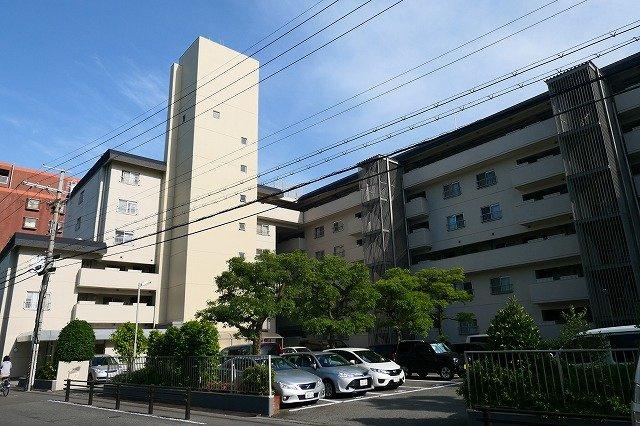 【現地写真】 鉄骨 鉄筋コンクリート造・8階建マンション