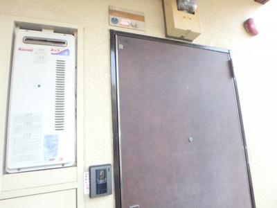 【玄関】ラフォーレⅡ