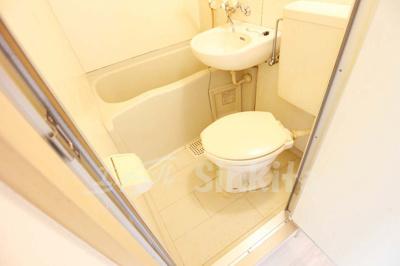 【浴室】ミフネセントラルベア東三国