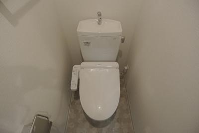 【トイレ】エグゼ天神橋