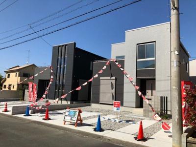 【外観】磐田市今之浦Ⅱ1丁目 新築物件 TAM