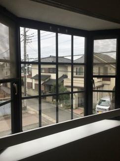 和室の出窓です♪