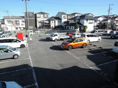 【駐車場】高木テラスハウス