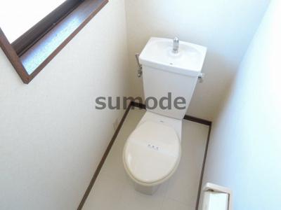 【トイレ】高木テラスハウス