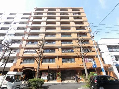 ブルーライン「阪東橋」駅徒歩2分! 総戸数71戸、昭和59年9月築、管理人は日勤勤務につき管理体制良好です♪