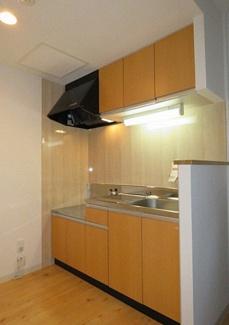 【キッチン】《高稼働!高積算!RC7.21%》札幌市手稲区手稲本町二条3丁目一棟マンション