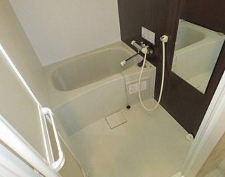 【浴室】《高稼働!高積算!RC7.21%》札幌市手稲区手稲本町二条3丁目一棟マンション