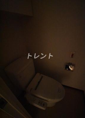 【トイレ】コンフォリア三田トロワ