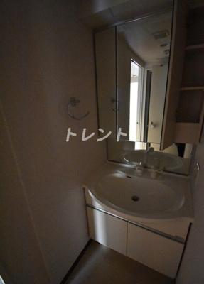 【洗面所】コンフォリア三田トロワ