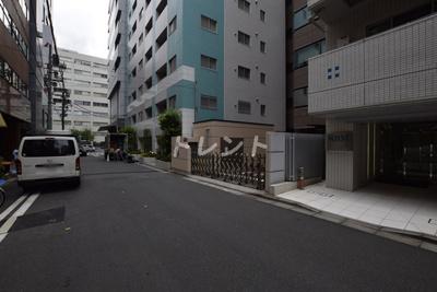 【周辺】茅場町レジデンス壱番館