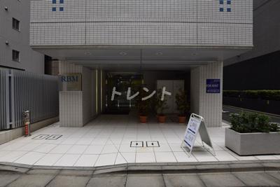 【エントランス】茅場町レジデンス壱番館
