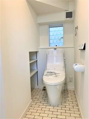 【トイレ】箕面市西小路3丁目 新築戸建