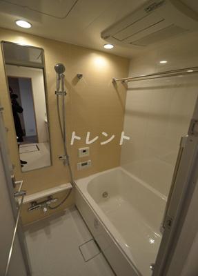 【浴室】ザレジデンス四谷ガーデン