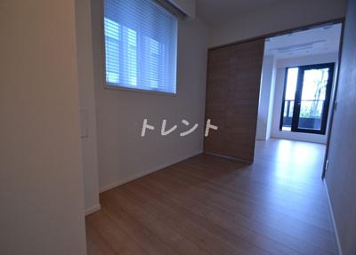 【寝室】ザレジデンス四谷ガーデン