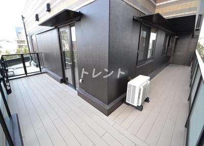 【バルコニー】ザレジデンス四谷ガーデン