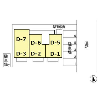 【区画図】クリスタルD-room