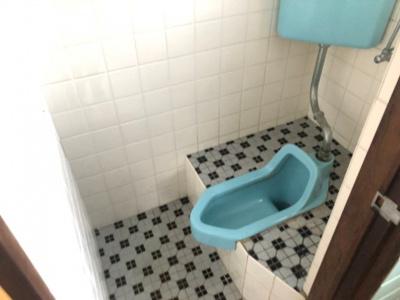 【トイレ】土井貸家(みくまり)