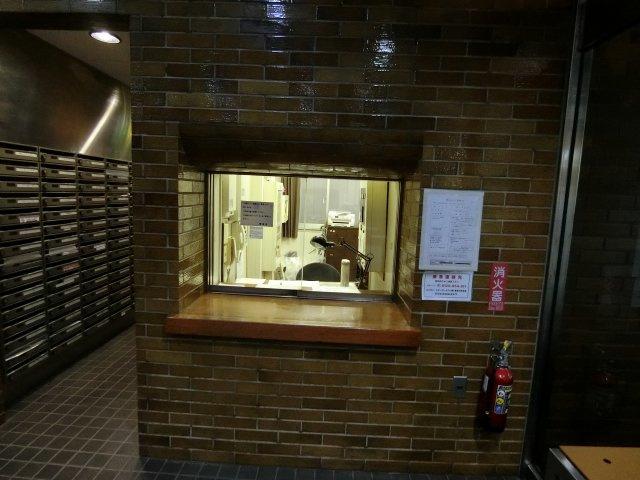 【エントランス】キャッスル新宿