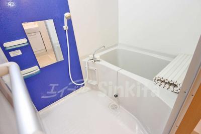【浴室】リッツ・ヴィラージュ