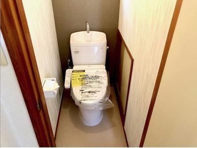 【トイレ】メゾネット長瀬