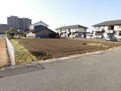 【外観】鳥取市江津土地
