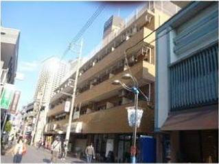 【外観】ライオンズマンション武蔵小杉第2