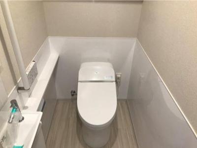 【トイレ】ワイズグレイスシティ久茂地