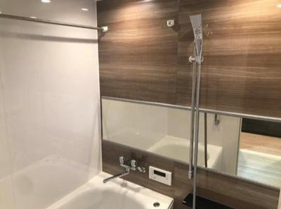【浴室】ワイズグレイスシティ久茂地