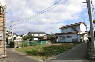 【外観】鳥取市秋里土地