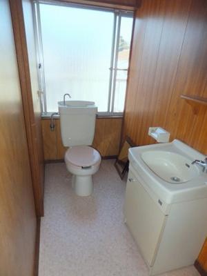 【トイレ】若松町5丁目貸家